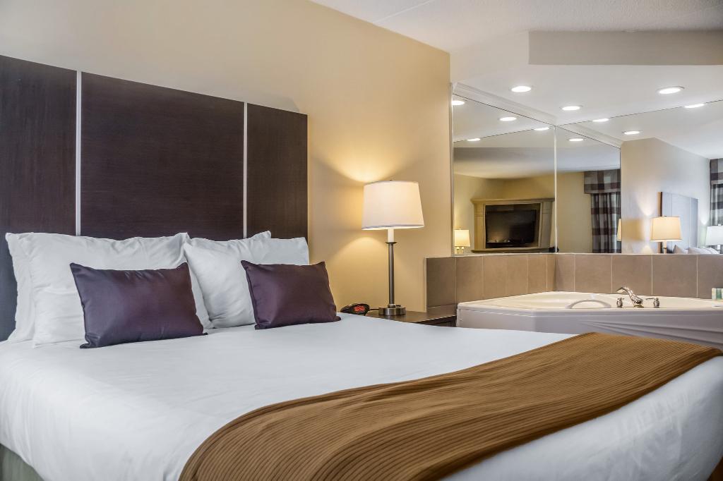 クオリティ ホテル ハミルトン / ストーニー クリーク