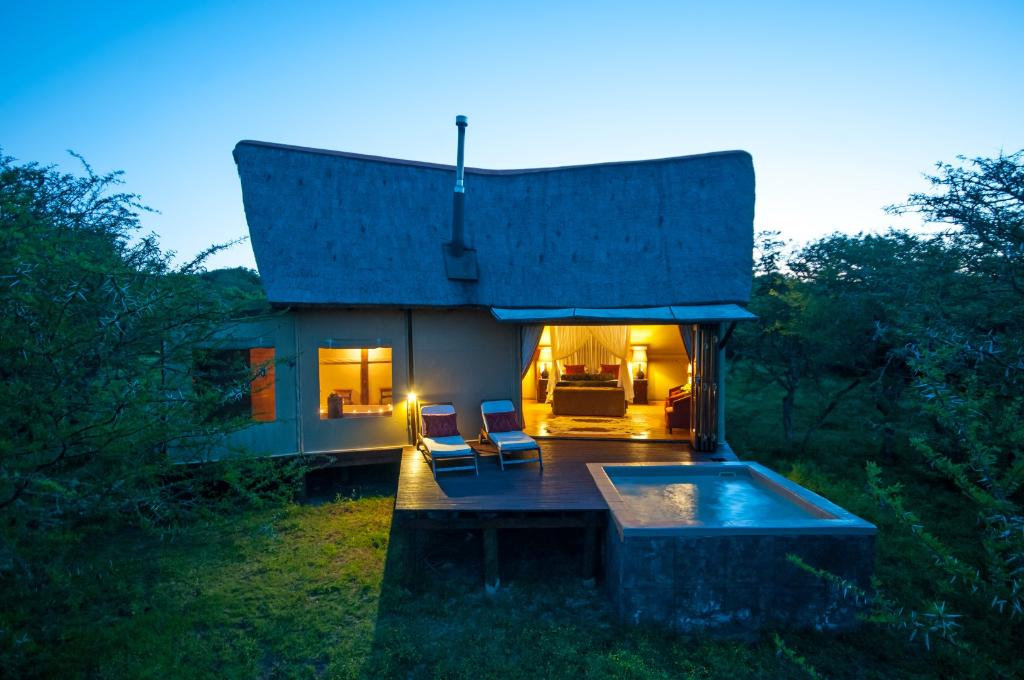Bush Lodge - Amakhala Game Reserve