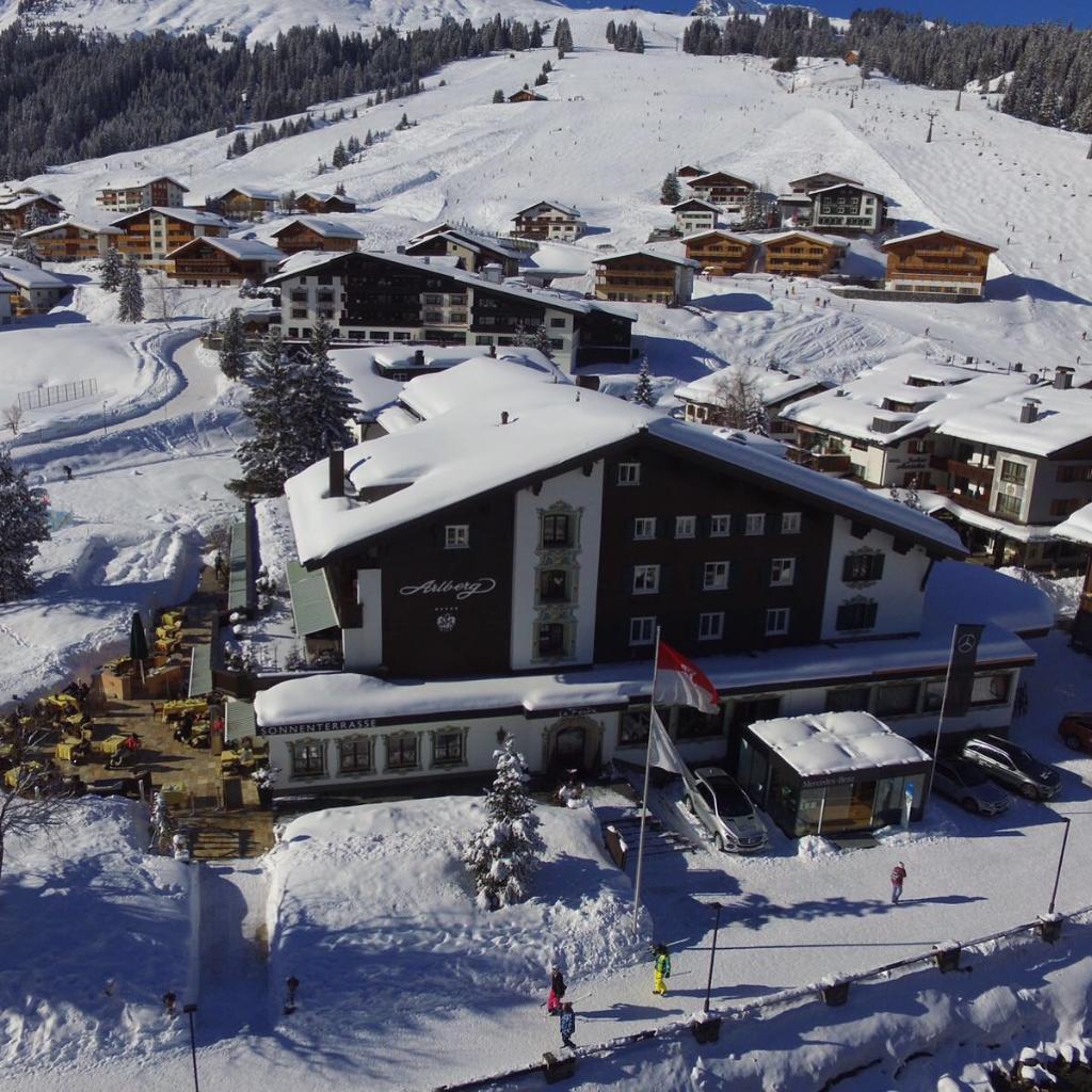 Hotel Arlberg Lech