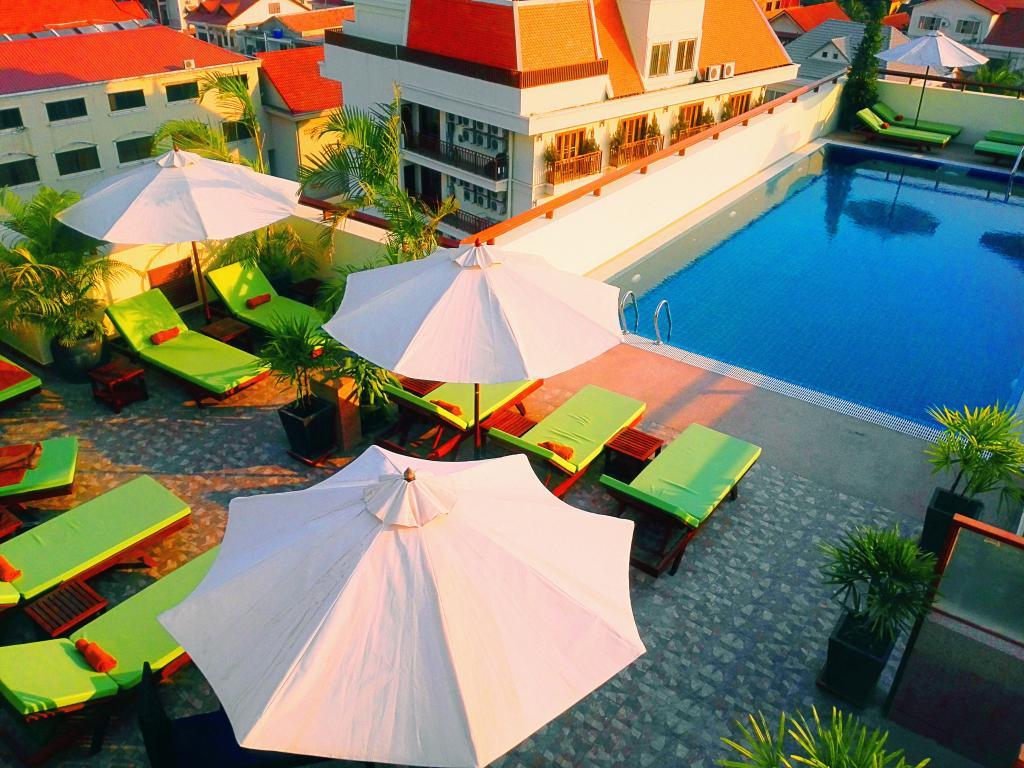치타타 앙코르 호텔