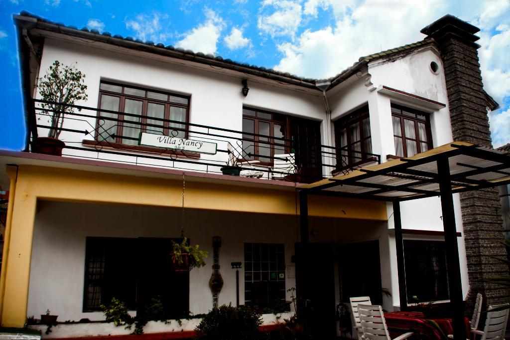 Villa Nancy Bed & Breakfast
