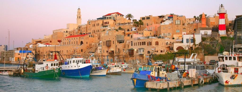 Israeli Footsteps - Israeli Journeys