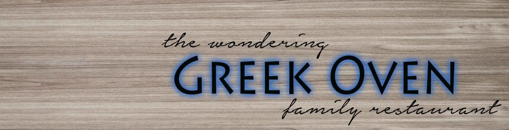 The Wandering Greek Oven Restaurant