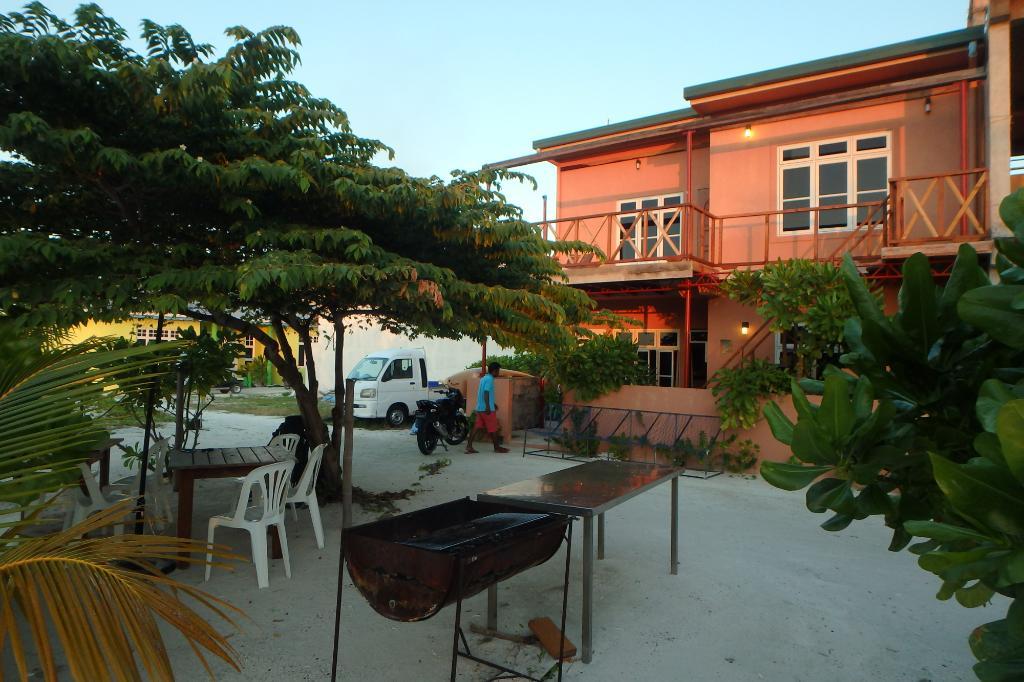 Seashine Maldives Guest House