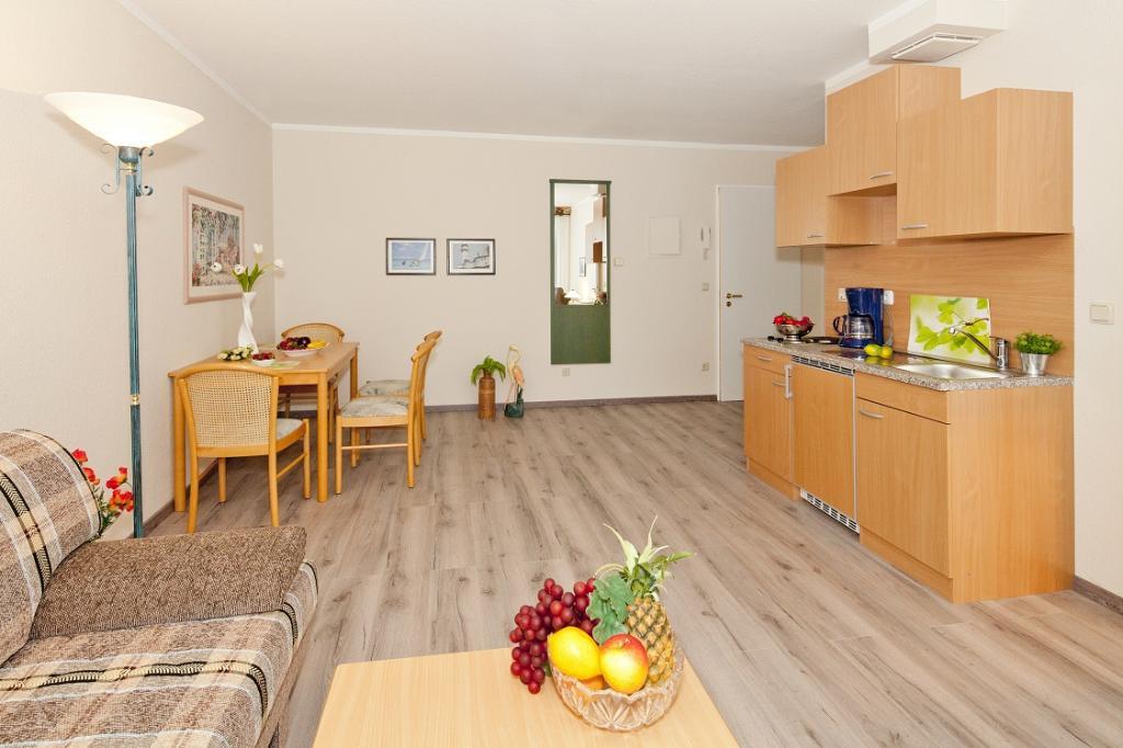 Tropenhaus Bansin - Apartments