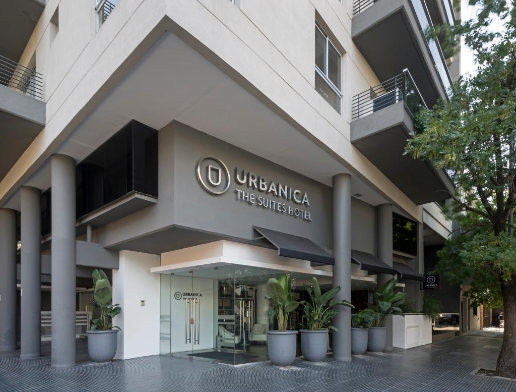 Urbanica The Suites Hotel