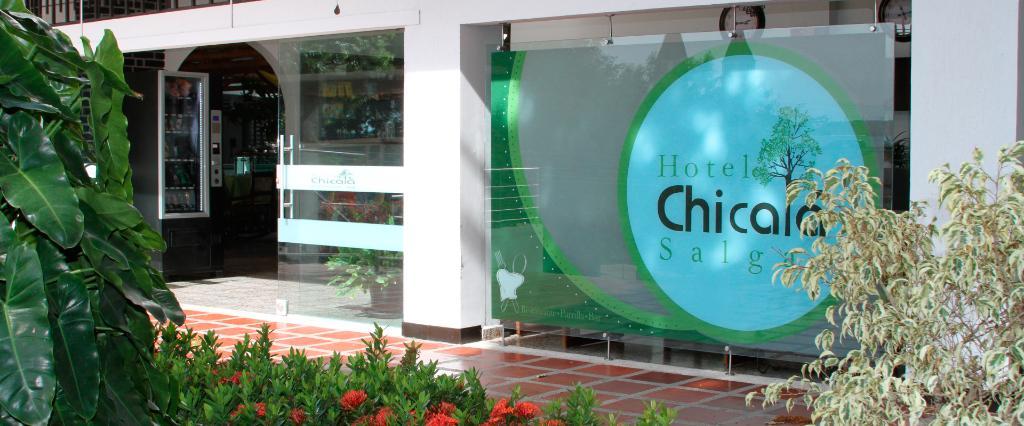 Hotel Chicalá Salgar