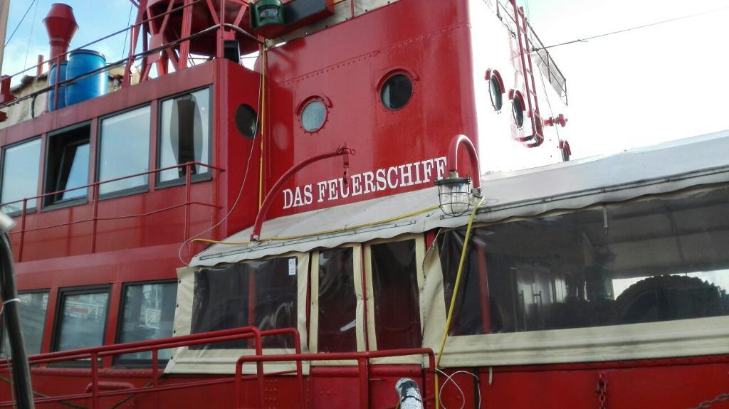 Feuerschiff Ship Hotel