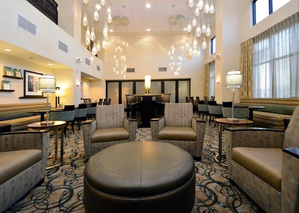 拉斯維加斯機場漢普頓套房酒店
