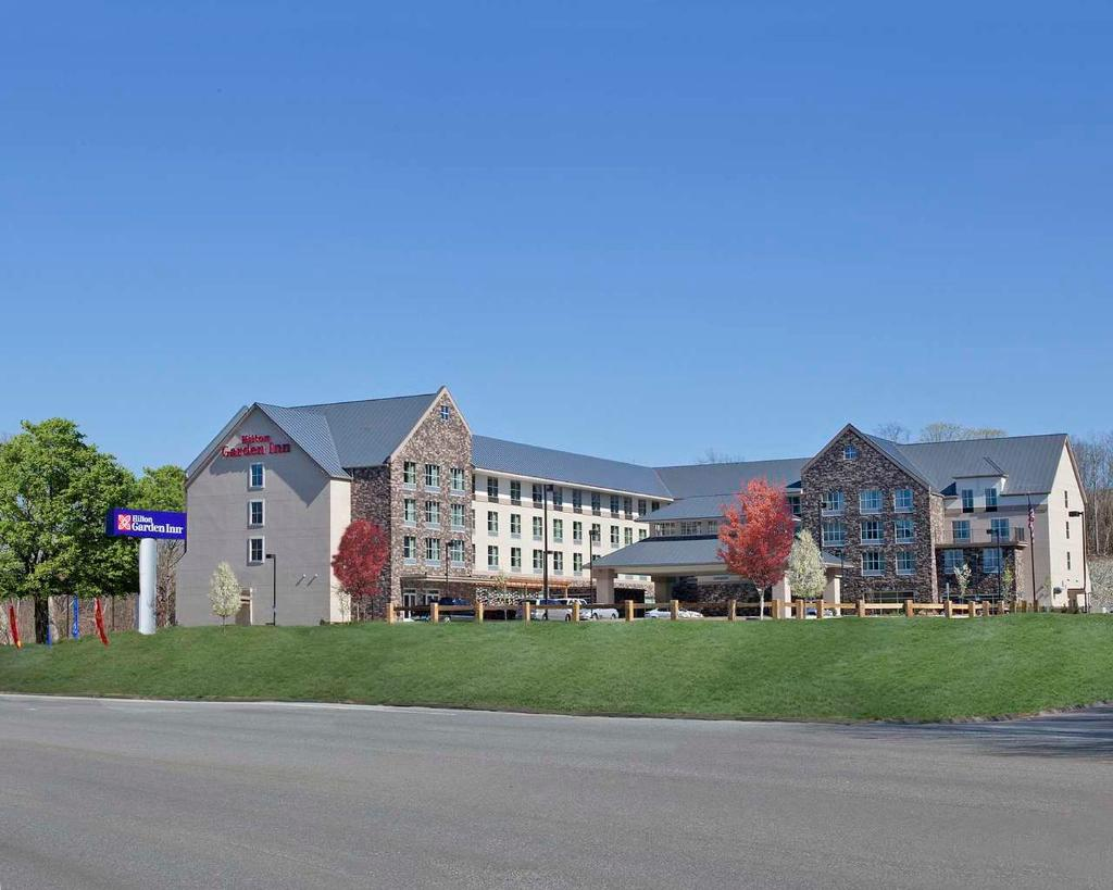 Hilton Garden Inn Preston Casino Area