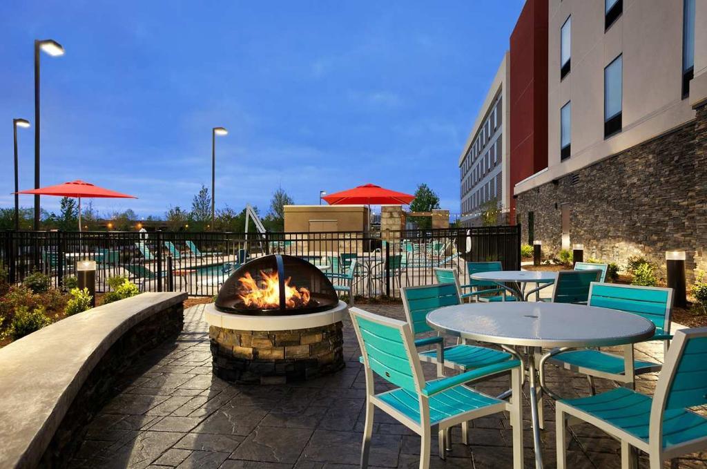 Hampton Inn & Suites Huntsville / Research Park Area