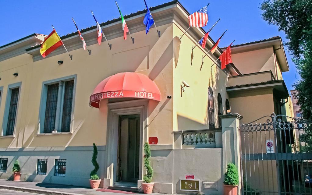 ホテル ラ フォルテッツァ
