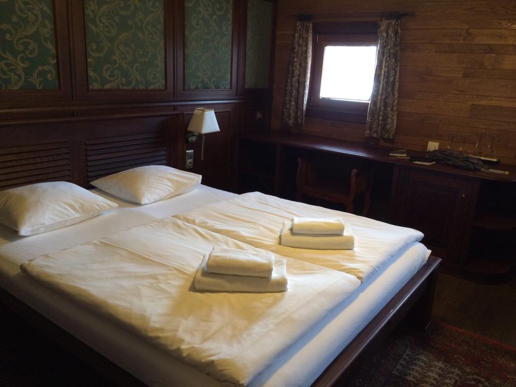 玛提尔达船酒店