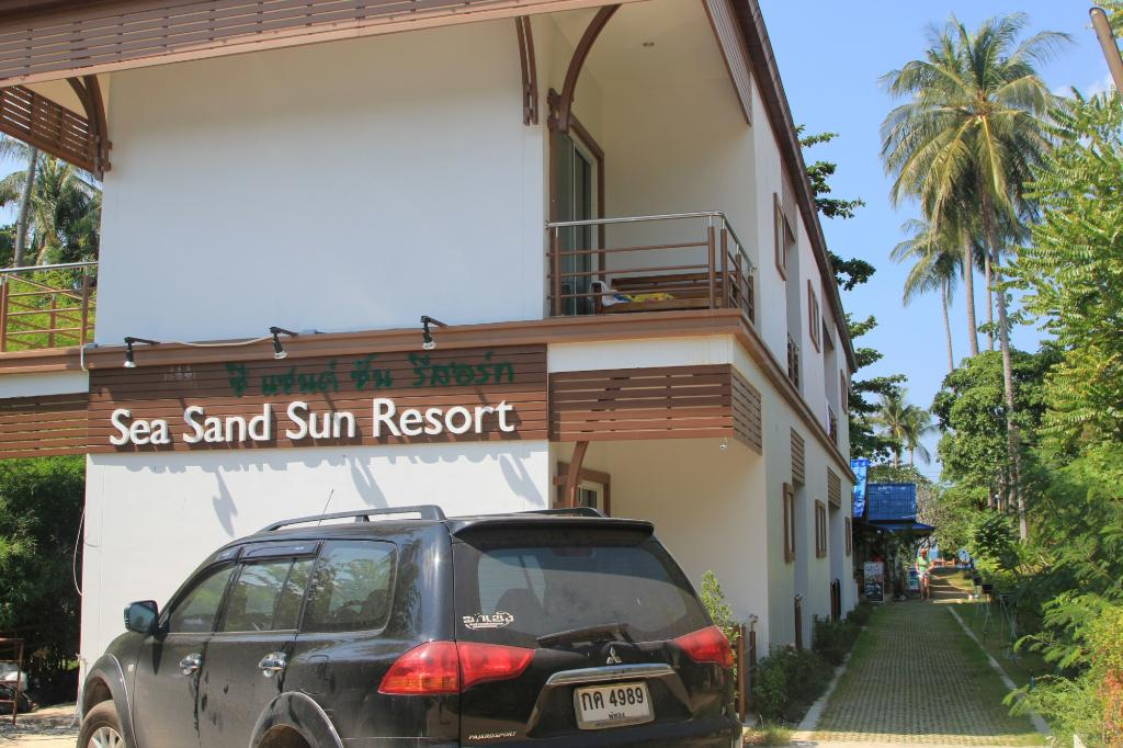Sea Sand Sun Resort