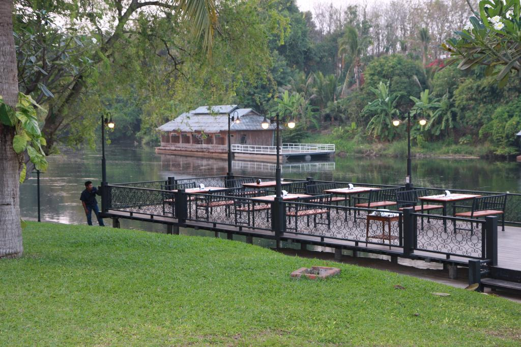 ‪Royal River Kwai Resort & Spa‬