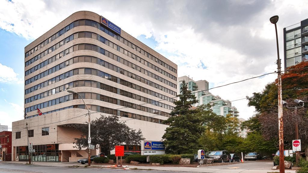 베스트 웨스턴 렘튼 호텔