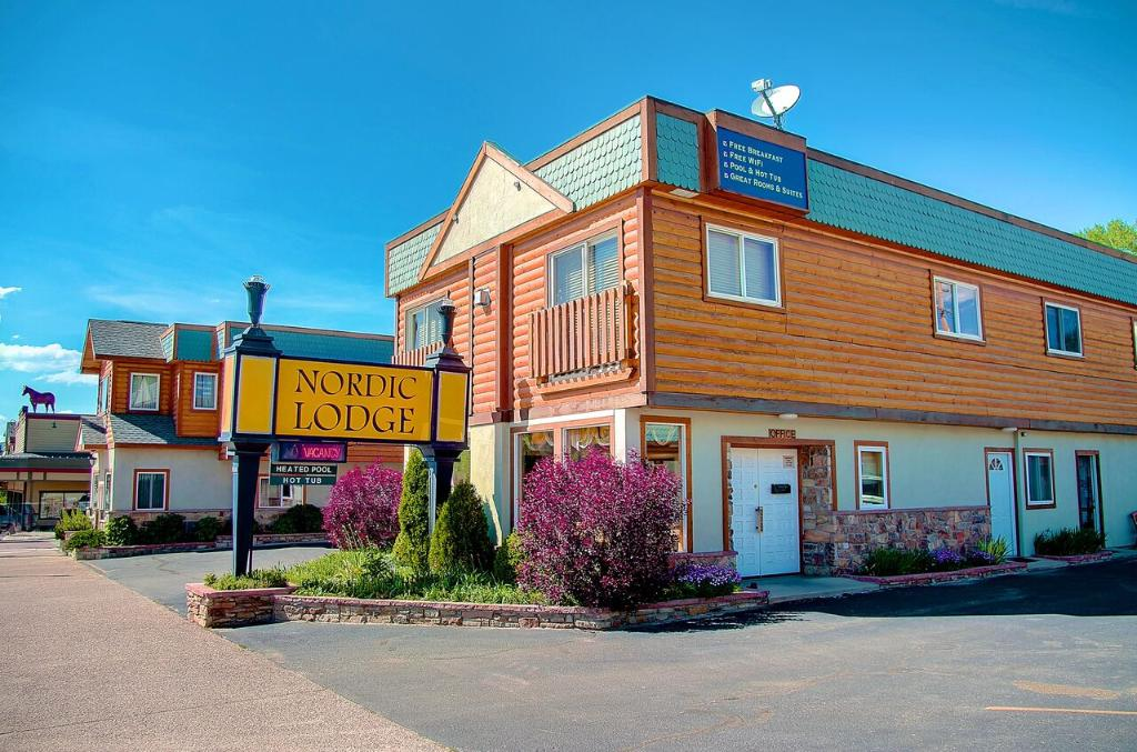 ‪Nordic Lodge of Steamboat Springs‬