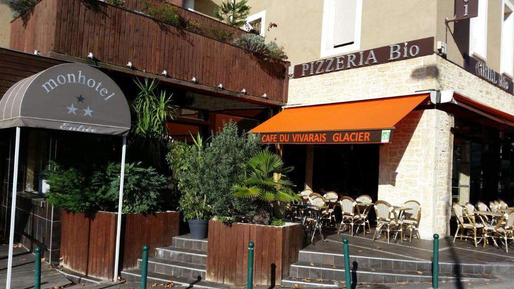 Logis Hotel Monhotel