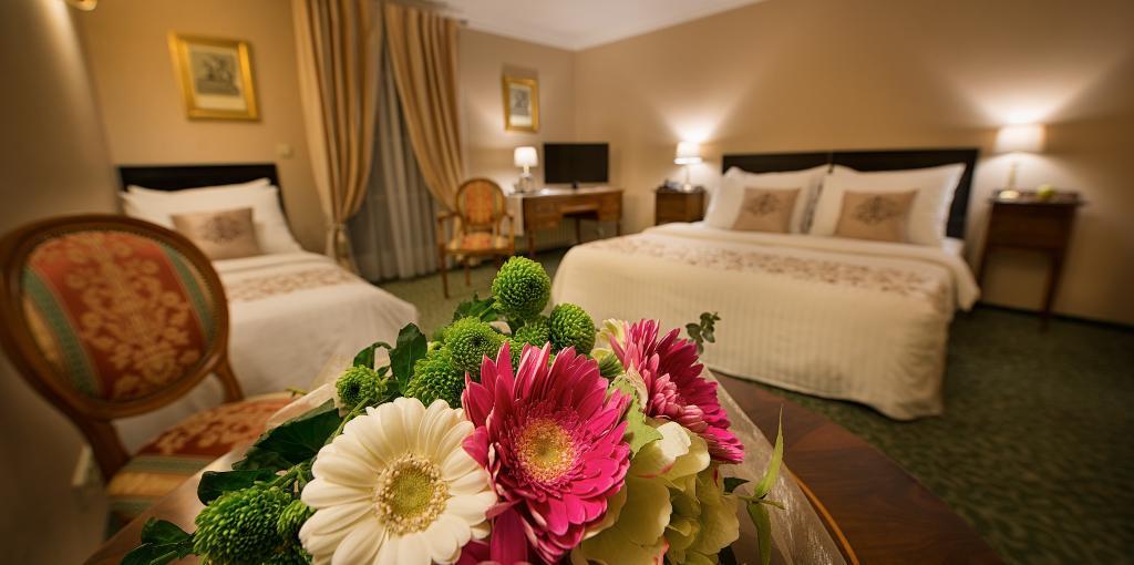 ホテル アンジェリーズ プラハ