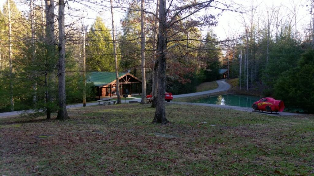 Williams Creek Retreat