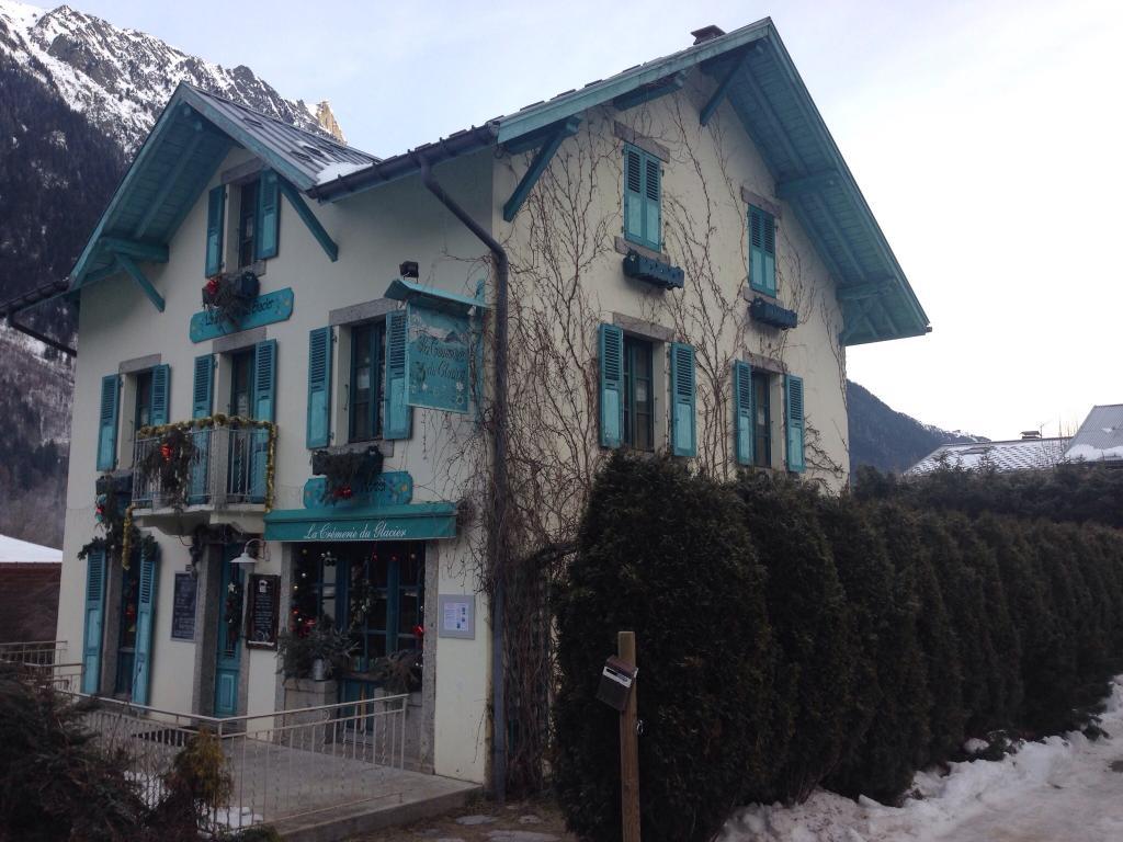 Chalets et Maison d'Hotes La Cremerie du Glacier