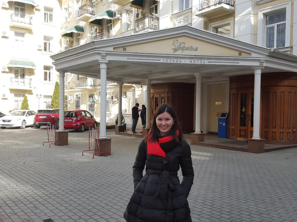 ウクライナ ホテル シンフェロポリ