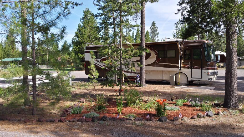 Hidden Pines RV Park