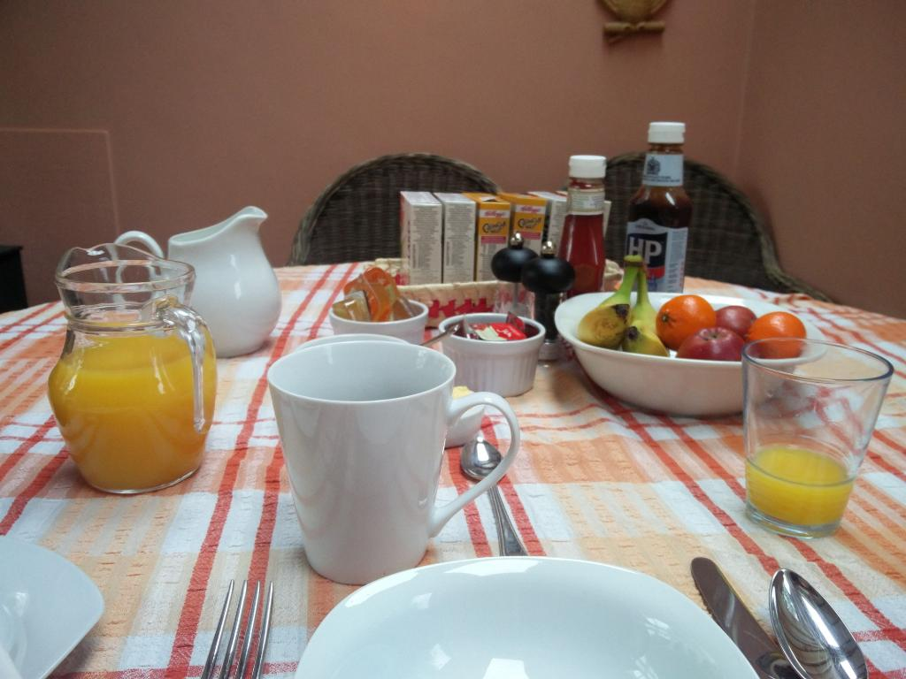 Tanda Bed and Breakfast