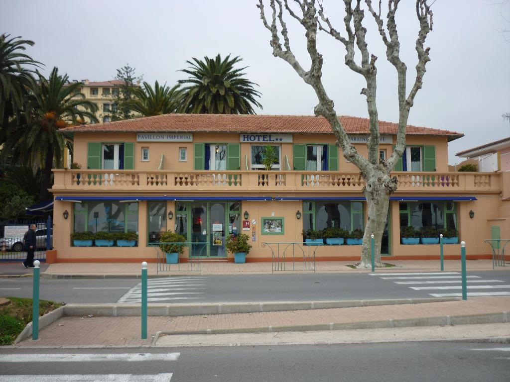 Hotel Pavillon Impérial