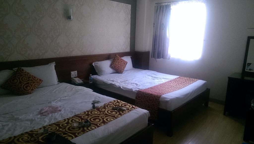 Galaxy Hotel (Ngan Ha)