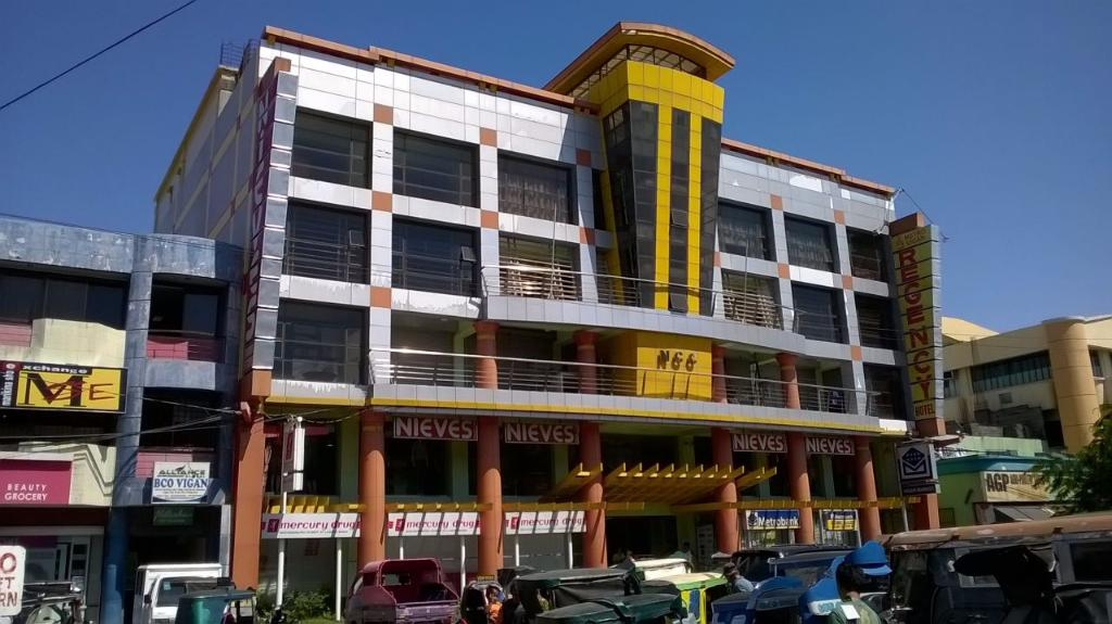 Metro Vigan Regency Hotel