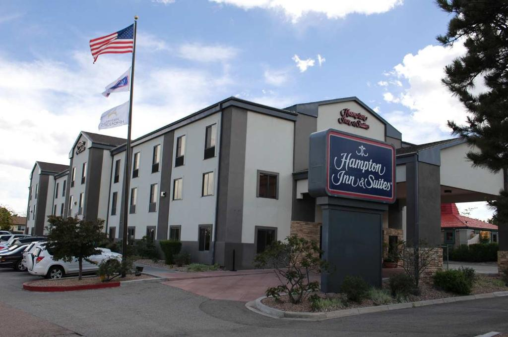 Hampton Inn & Suites Los Alamos
