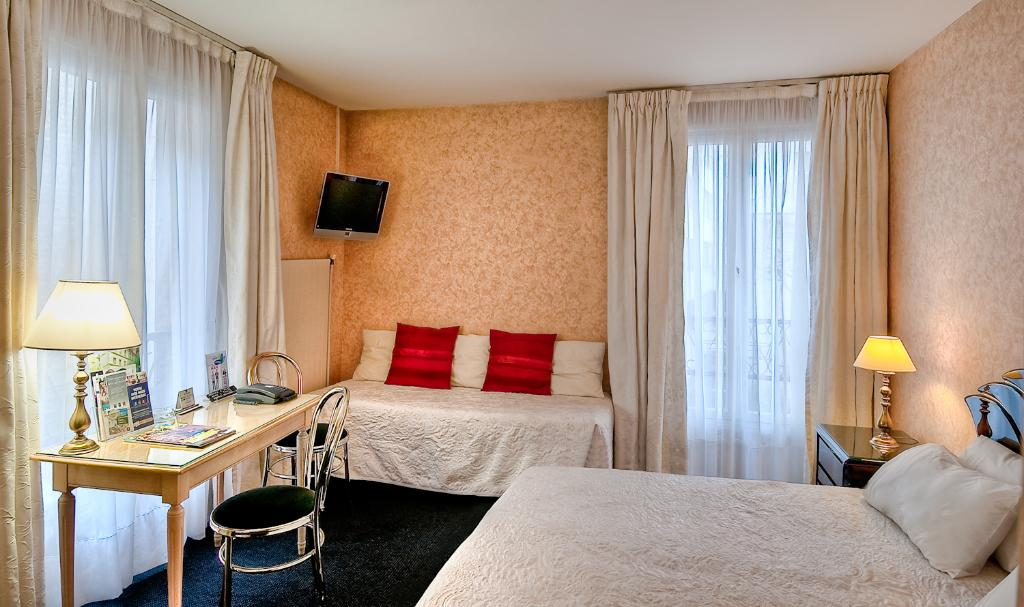 Quality Hotel Abaca Messidor Paris