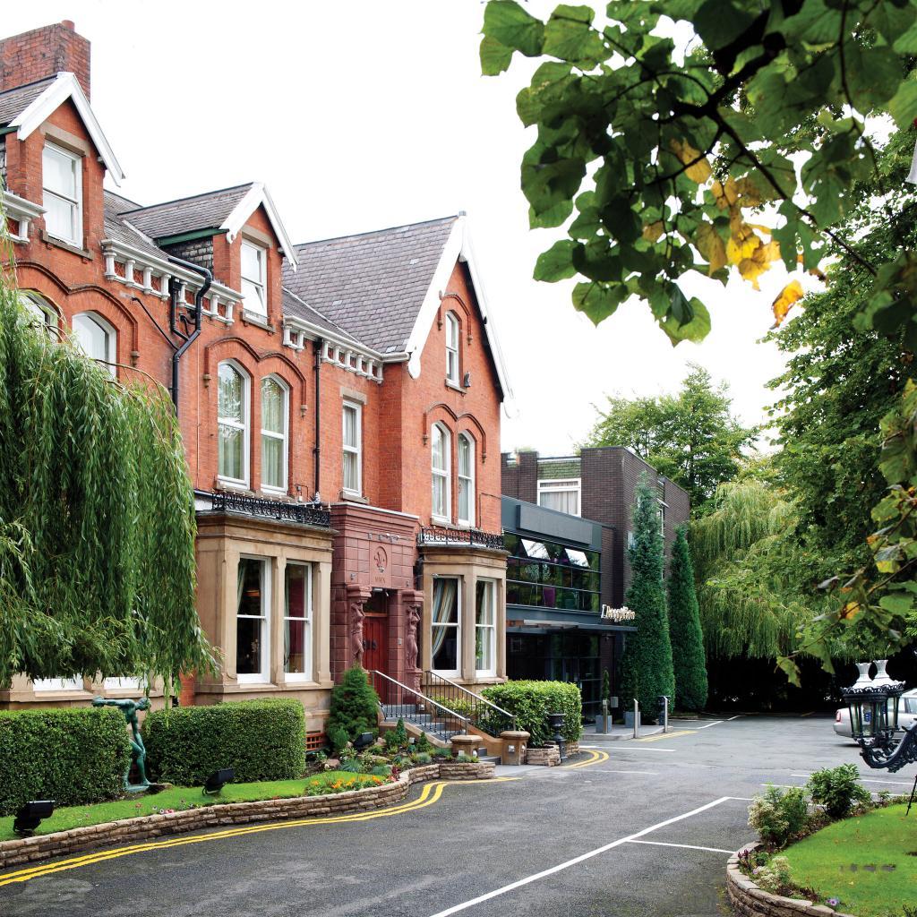 Best Western Hallmark Hotel Manchester Willowbank
