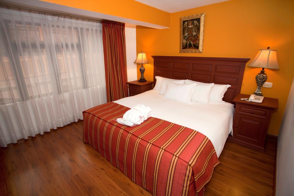 テラ アンディナ ホテル