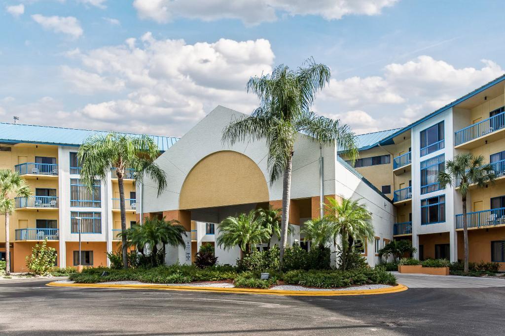 康福特商務套房旅館