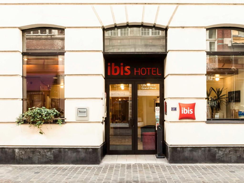 Ibis Lille Opera