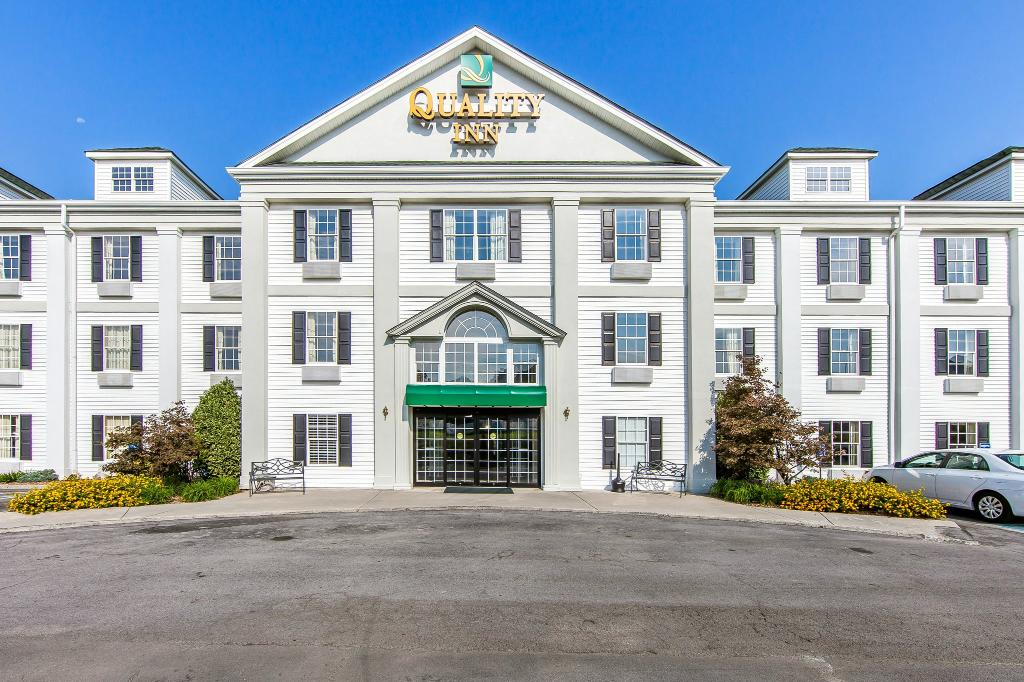 橡樹嶺品質飯店