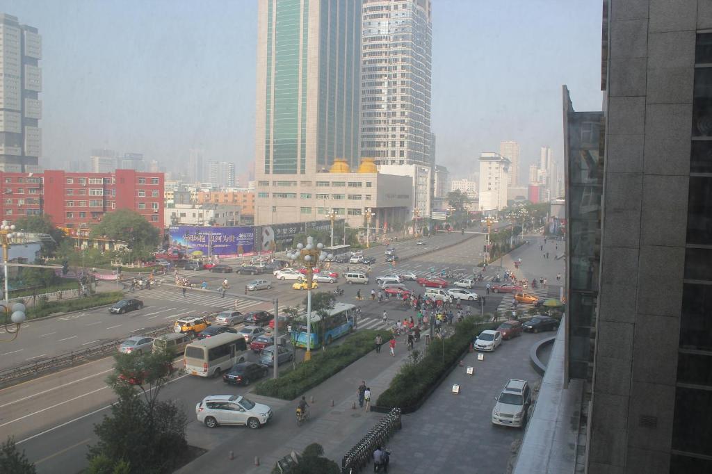 Yitel Hotel Taiyuan Fudong Street