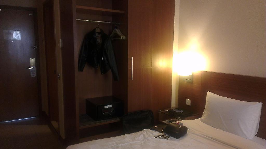 โรงแรมซิตี้เทล มิดแวลลีย์