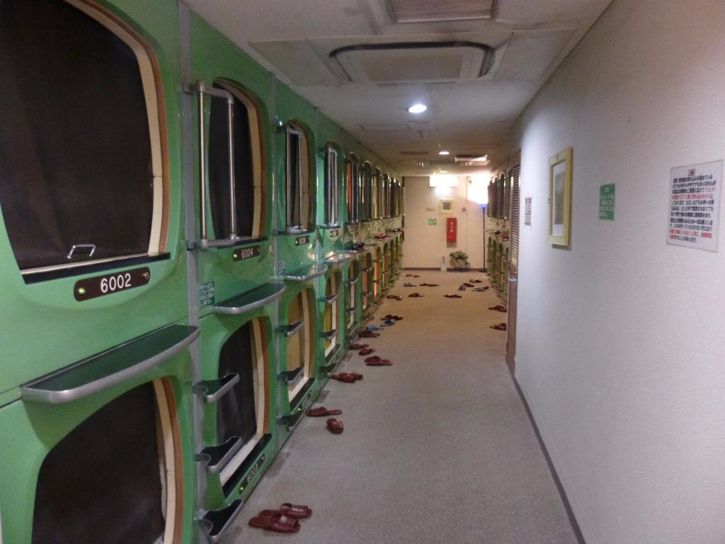 Capsule Inn Okinawa