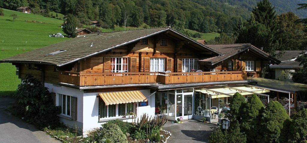 Hotel Restaurant Burgseeli
