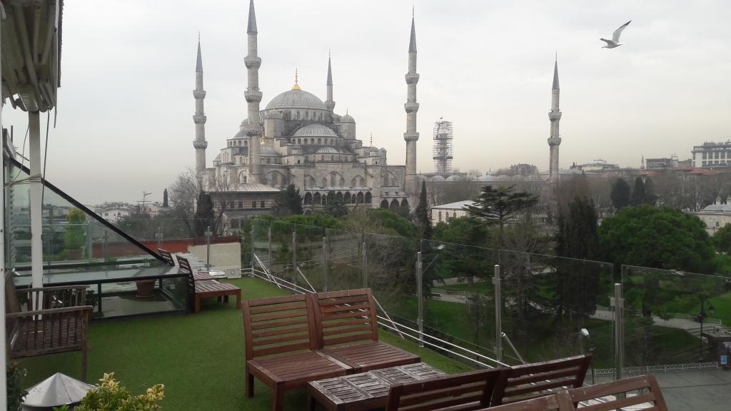 ホテル スピナ イスタンブール