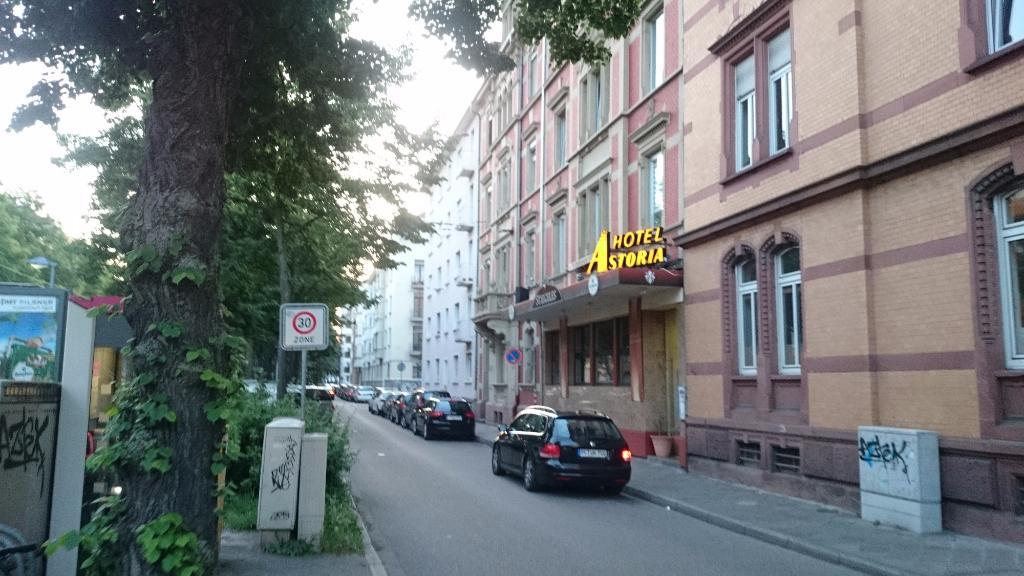 Hotel Astoria Garni