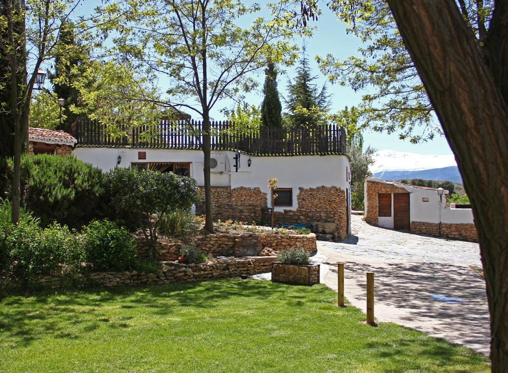Casas Cueva del Tio Tobas