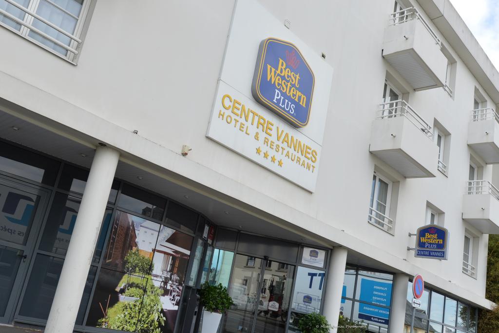 BEST WESTERN PLUS Centre Vannes