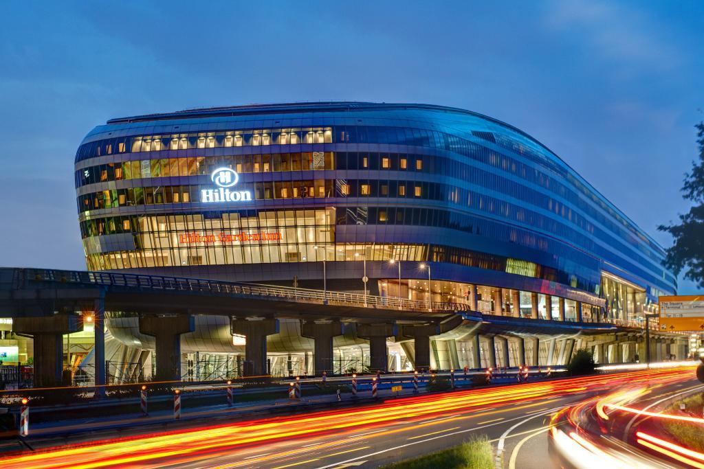 希爾頓法蘭克福機場飯店