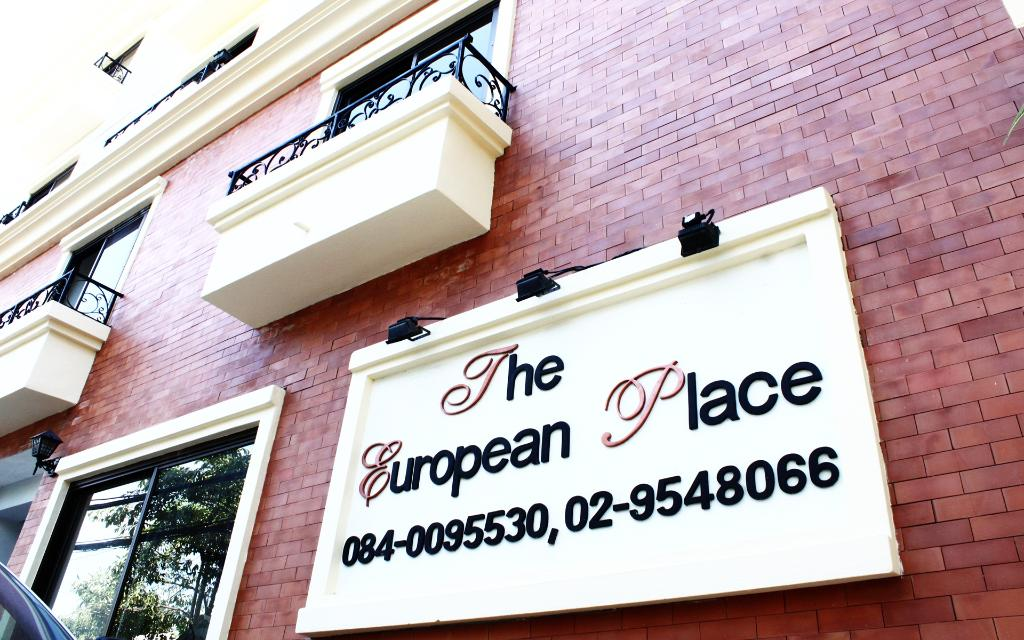 The European Place Boutique Serviced Apartment