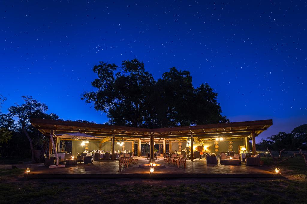Wilderness Safaris Davison's Camp