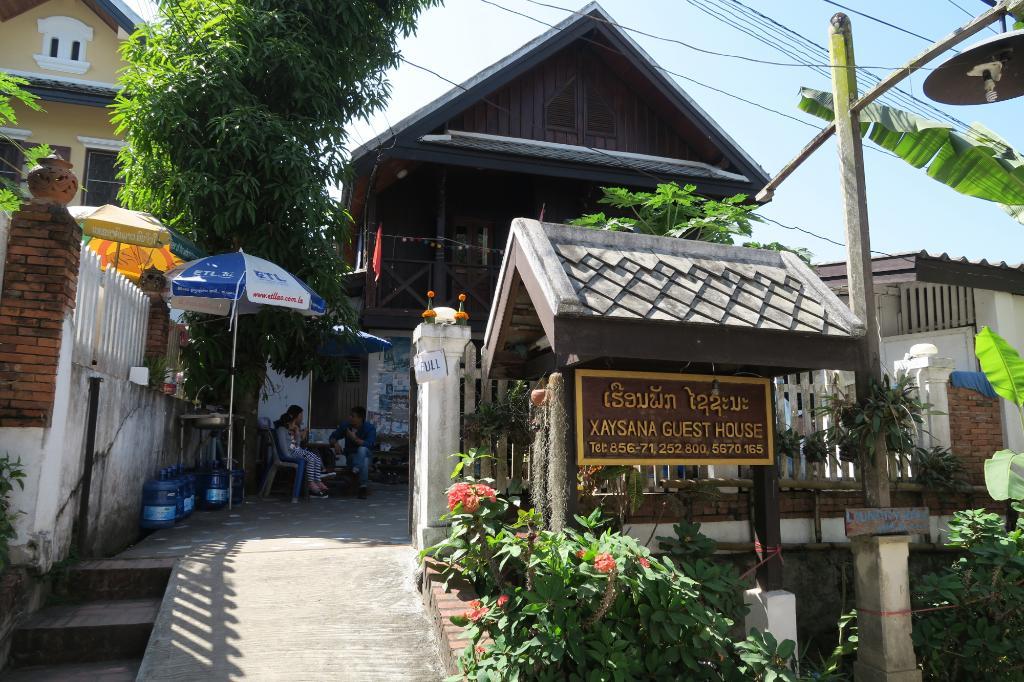 Xaysana Guest House